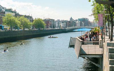 Buscar trabajo en Dublín