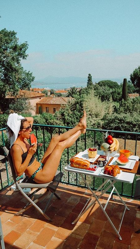 best airbnb in Saint Tropez